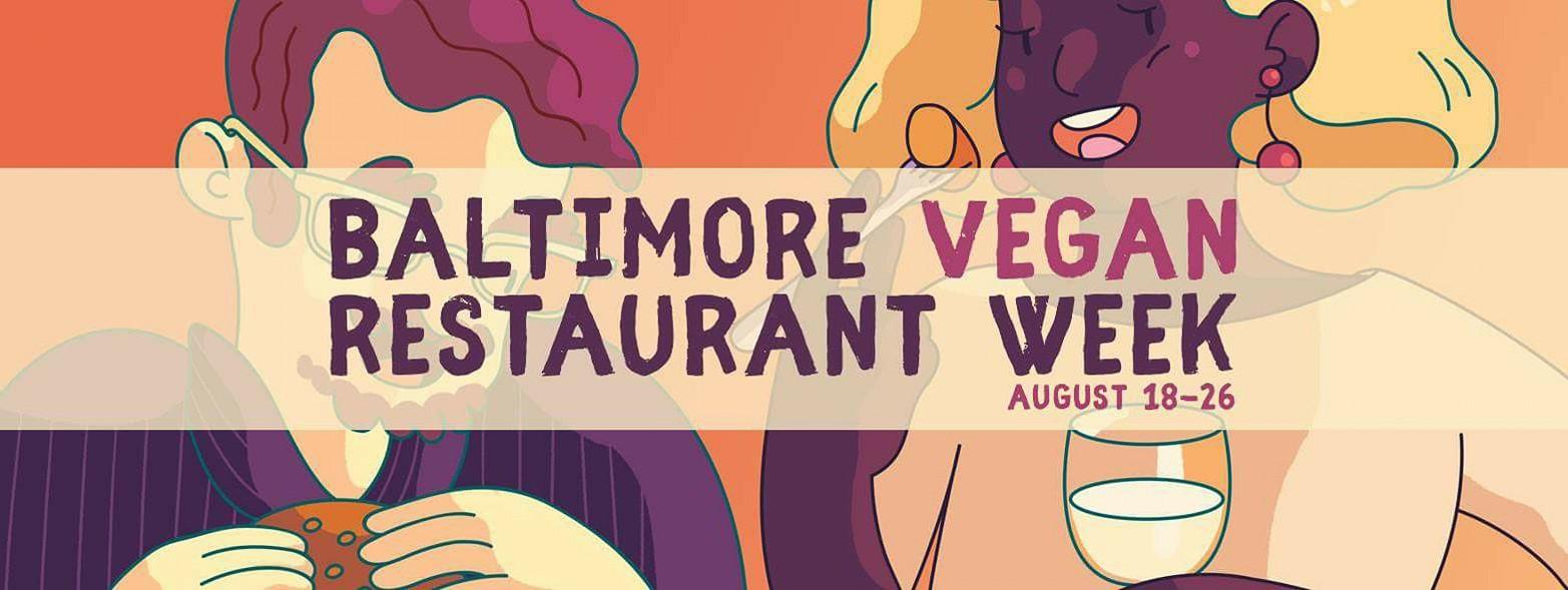 Baltimore Vegan Restaurant Week Blackrestaurantchallenge