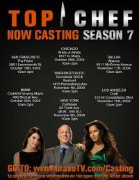 TOP CHEF Season 7 Heads to Washington DC