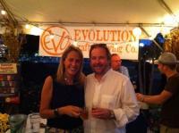 Maryland Food Executives Evolve in Evolution Beer