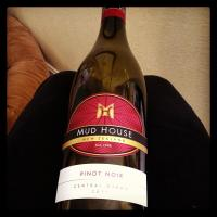 Mud House New Zealand Pinot Noir is a touchdown, not a punt