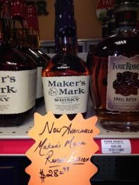 Maker\'s Mark Ravens Tribute Edition in Baltimore