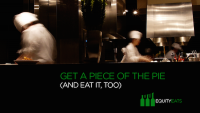 EquityEats, Crowd Funding Investment for restaurants