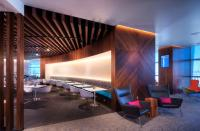 American Express The Centurion Lounge is Platinum