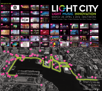 Light City Baltimore Shines in 2016