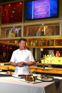 Horseshoe Casino Baltimore opens Gordon Ramsay Steak on East Coast