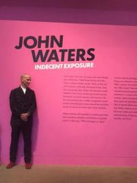 John Waters Exhibit Opens in his hometown Museum, Baltimore Museum of Art
