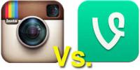 Instagram vs Vine, there is power in sharing a picture