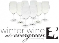 An evening to sample Maryland Wines at Inaugural Winter Wine at Evergreen