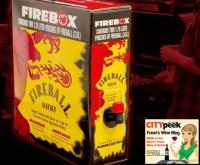 Fireball Whisky in a box- the new BotoBox is Firebox