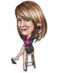 Wine comedy comes to the Rams Head Tavern -Laurie Forster delivers a hilarious show where wine meets punch line.