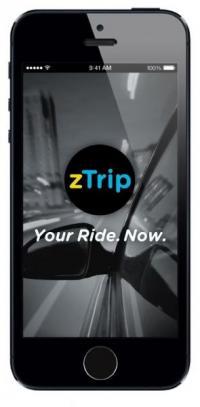 zTrip App by TransDev launches Taxi & Black Car Bookings